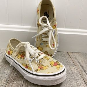 Winnie the Pooh Disney Vans